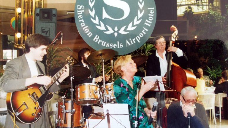 Mary Kay live @ Sheraton Airport Zaventem feat Toots Thielemans, Jeanfrançois Prins, Jean Warland, Jan de Haas