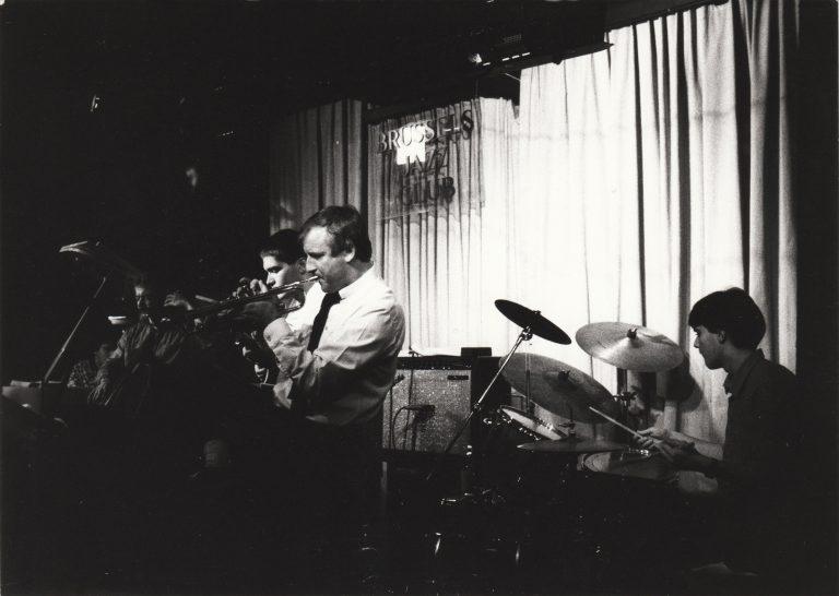 Jeanfrançois Prins 4tet + Richard Brussels Jazz Club